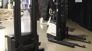the crown pany in new bremen builds a variety of lift trucks and fork lifts that are primarily battery powered crown recently received state grant money