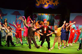 Free shipping on orders over $25 shipped by amazon. The Wonderful And Wacky World Of Seussical Jr The South Pasadenan South Pasadena News