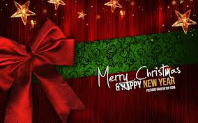 merry christmas and happy new year wallpaper. Modren Year Merry Christmas And Happy New Year Images For Desktop Wallpaper   Wallpapers And Backgrounds With