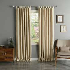 Aurora Home Tab Top Thermal Insulated 84-inch Blackout Curtain Panel Pair -  52 x 84 - Free Shipping Today - Overstock.com - 12329780