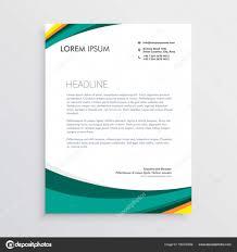 Hojas Membretadas Para Descargar Vector Membretada Hoja Plantilla De Diseño De Identidad