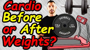cardio before or after weights to burn fat fast cardio before or after lifting weight you