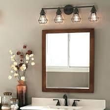 Chrome Bathroom Lighting Fixtures Mesmerizing Rustic Bathroom Vanity Light Fixtures Bathroom Lighting Rustic