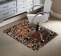 wonderful office chair mat for high pile carpet image fancy office chair mat for high