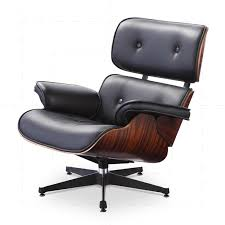 charles eames chair. Eames Lounge Chair And Ottoman - Reproduction Charles