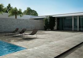 Piastrelle Antiscivolo Per Piscina : Piastrella per bagnasciuga di piscina pavimento in gres