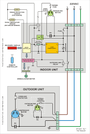home air conditioning system. home air conditioning wiring diagrams conditioner and ac compressor diagram system