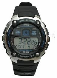 Наручные <b>часы CASIO AE</b>-<b>2000W</b>-<b>1A</b> — купить по выгодной цене ...