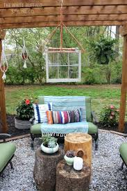 mexican patio decor give your backyard some bohemian flair release inner  hippie get the look outdoors . mexican patio decor ...