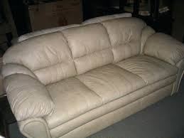 cream leather couch sofa 3 sectional cream leather couch