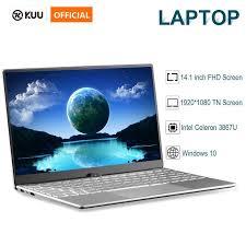 <b>KUU</b>-<b>A9 14.1inch</b> 16G RAM 128G/256G/512G/1T SSD 1920*1080 ...