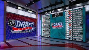 the NHL Draft lottery today ...