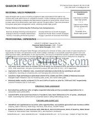 Account Manager Sample Resume Adorable Regional Account Executive Resume Sample Regional Account Manager