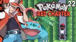 POKEMON ADVENTURES RED CHAPTER 📖 Part 22 MEGA EVOLUTION! Pokemon Rom Hack  Gameplay Walkthrough - YouTube