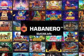 เกม Habanero สังกัด UFA SLOT เปิดให้บริการเล่นเกมส์ แล้ว