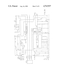 patent us electromagnetic door lock system patents patent drawing