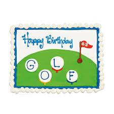 Costco Cake Designs 2019 Costco Australia Golf Cake