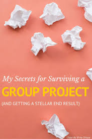 17 best images about college classes study tips my secrets for surviving a group project