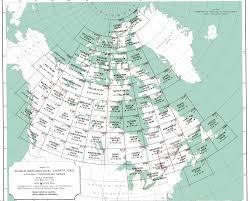 World Aeronautical Chart Icao 1 1 000 000 Canada