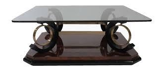 trendy italian coffee tables inside italian mid century modern coffee table having glass top gallery