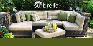 Home Decor Amusing Sunbrella Patio Furniture With Fancy Furniture