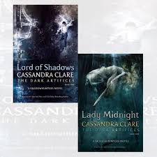 candra clare collection 2 books set the dark artifices lord of shadows new