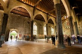 ping in alresford copyright winchester college the great hall and king arthur s round table