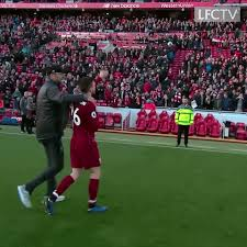 The best gifs for jurgen klopp. Jurgen Klopp Hug Gif By Liverpool Fc Find Share On Giphy