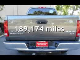 2004 Dodge Ram 2500 SLT Quad Cab * 5.7 Hemi V8 4X4 * Manual Trans !! * for sale in SACRAMENTO, CA