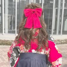 おすすめの美容院付き袴にピッタリ卒業式におすすめの髪型12選