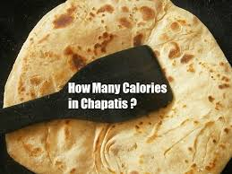 Chapati Calories Chart How Many Calories In Chapatis
