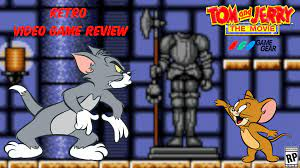 Video Game Review: Tom & Jerry the Movie