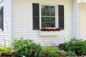 Diy Window Boxes Diy Window Boxes Simply Chic