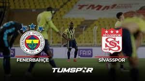 Fenerbahçe Sivasspor maçı geniş özeti ve golleri (BeIN Sports) Kanarya  fırsat tepti! - Tüm Spor Haber