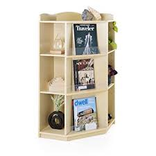 corner book nook supply kids furniture bookcase book display and storage