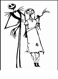 Jack Skellington Coloring Pages For Adults Get Coloring Page