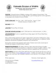 General Resume Objective Examples Free Resumes Tips For Contractor