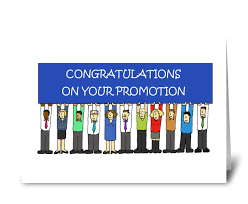 Congrats On Your Promotion Congratulations On Your Promotion