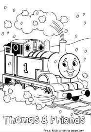 Thomas Train Coloring Book Pages Free Printable Coloring Pages For