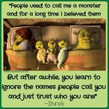 Shrek Quotes Amazing Quotes From Shrek Google Search On We Heart It