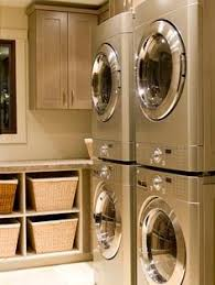 double washer and dryer. Exellent Washer Stacked Washer And Dryer Design Pictures Remodel Decor And Ideas  Page  11 In Double T