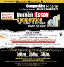 essay on recession informal outline for essay film essays thesis  uniben gist win as a writer see details wednesday 19 2016 cultural differences between countries essay