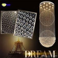 k9 crystal chandelier designer lamp led chandelier modern living room bedroom crystal re restaurant hanging lights ceiling lights pendant