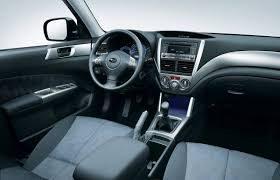 subaru forester 2010 interior. used car connoisseur 2010 subaru forester a sturdy suv interior i