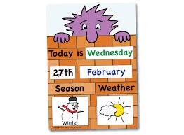 How To Make A School Calendar Printables Classroom Wall Calendar Fellowes