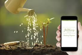 garden app. Get The App That Helps With Garden Care