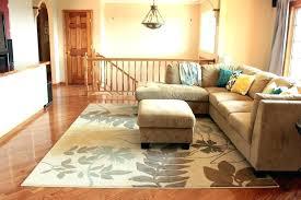 living room floor rugs medium area rug size choosing for