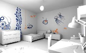 bedroom paint designsHome Design Top Paint Designs On Wall For Living Cool Bedroom