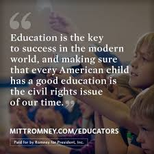 education is the key to success co education