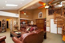 Living Room Ceiling Fans With Light For Living Room Lighting Design